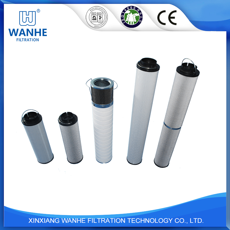 Wanhe WH1492RNTF10N/M50 oil filter element for gearbox lubricating oil system