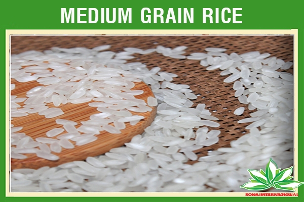 MEDIUM WHITE RICE 10% BROKEN - COMPETITIVE PRICE - HIGH QUALITY