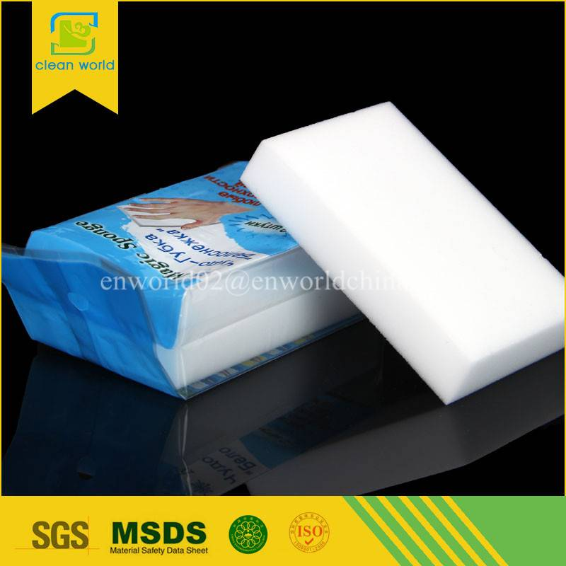 stubborn dirt super cleaning nano melamine sponge