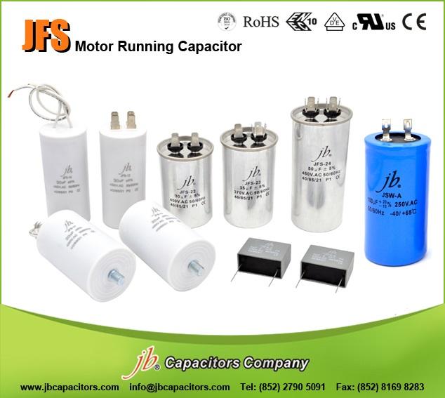 JFS - Motor Capacitor