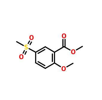 Methyl 2-methoxy-5-methylsulfonylbenzoate