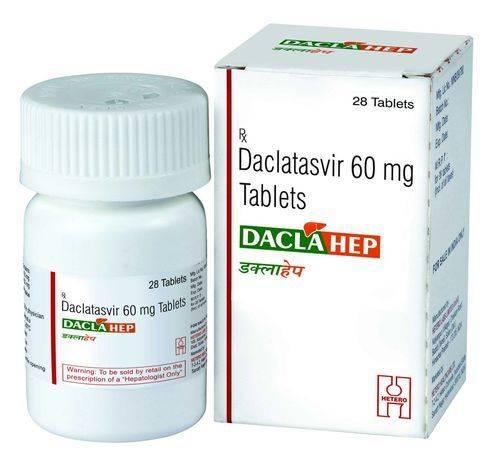 Daclahep Daclatasvir