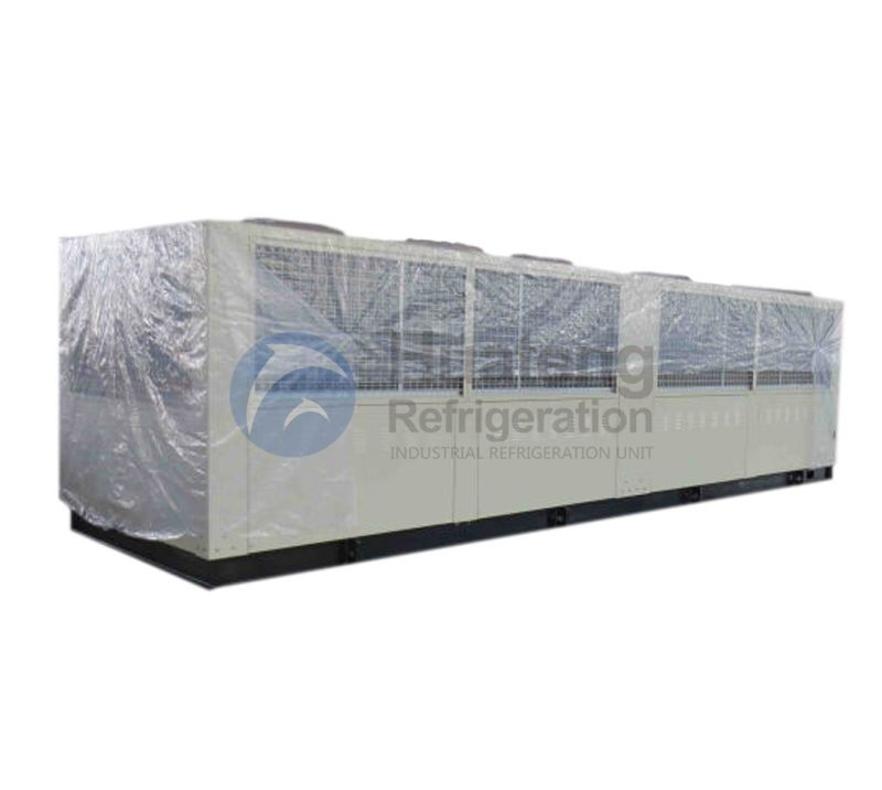 Finned type Air Cooled Screw Chiller