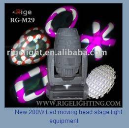 New 200W Led moving head spot stage light equipment