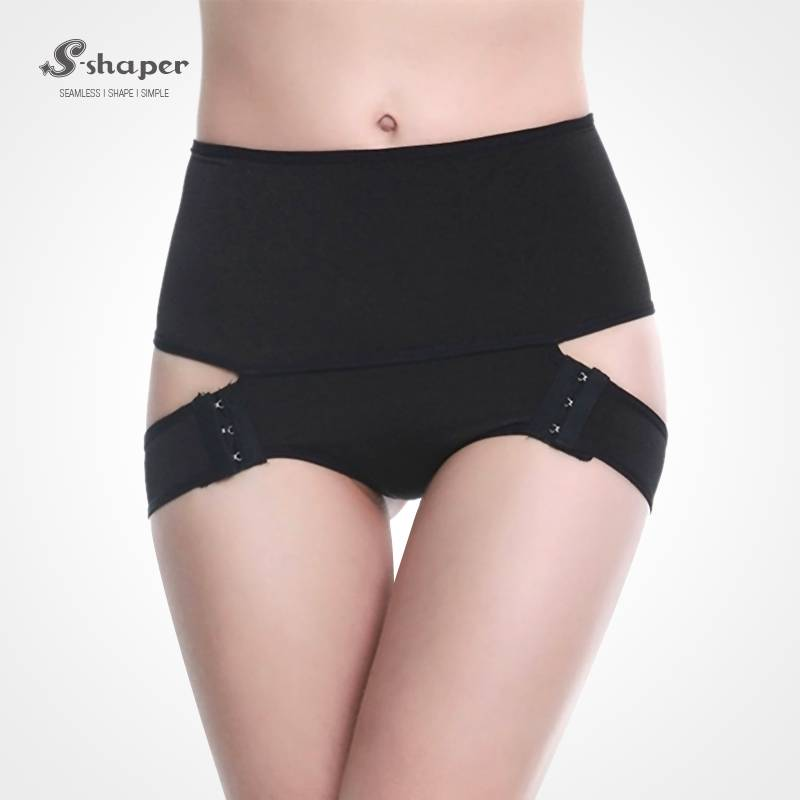 S-SHAPER Butt Lifter Panty Seamless Underwear With Tummy Control New Women's Fullness Butt Shaper