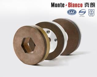 Resin-Bond Diamond Chamfering Wheel for ceramic tiles diamond chamfering tools