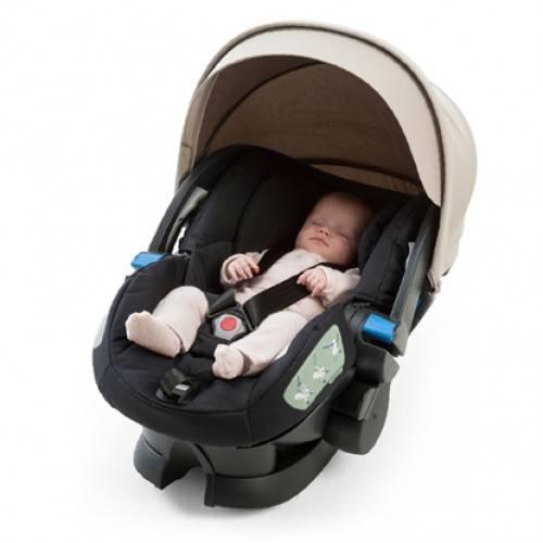 STOKKE iZi Sleep X3 by BeSafe Car Seat FREE Shipping