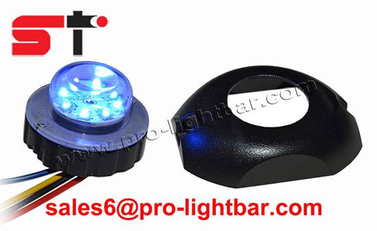car exterior hide away light led convert light L168