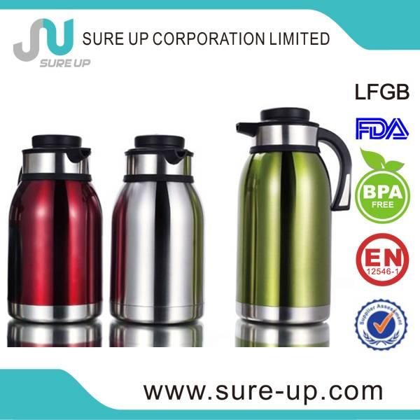 stainless steel vacuum coffee pot jug