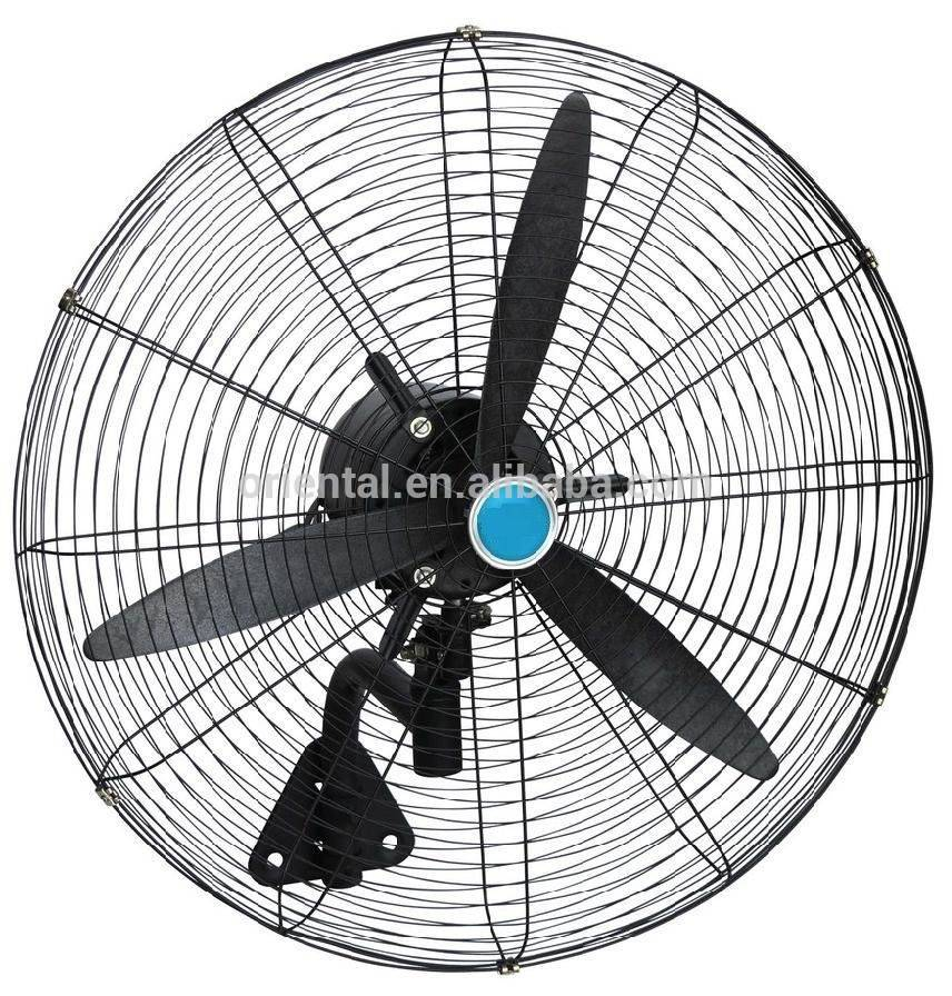 "34 inch wall fan / powerful 34"" industrial fan wall mounted"