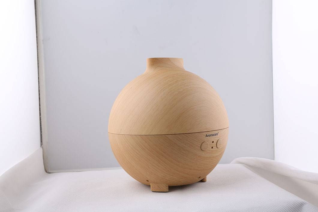 wood finishing Ultrasonic Aroma Diffuser