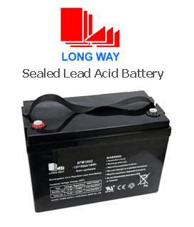 sealed lead acid battery/6FM100DC(12V100ah/10hr)