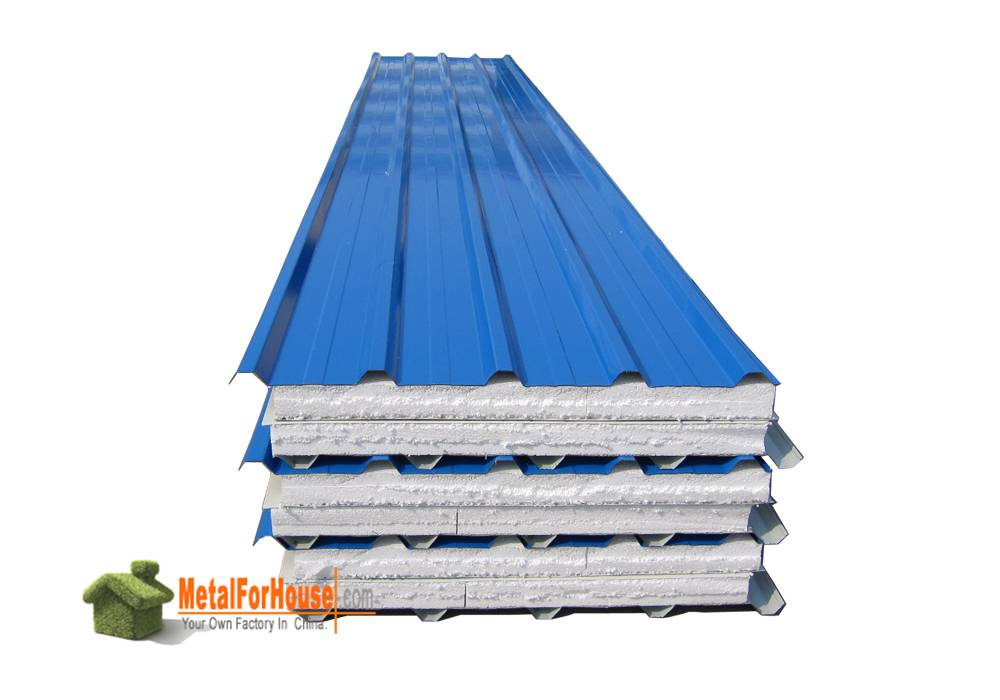 Insulated EPS Sandwich Panel
