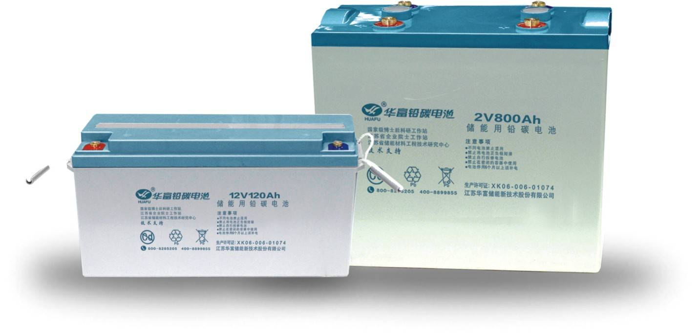 Lead-carbon Battery Series