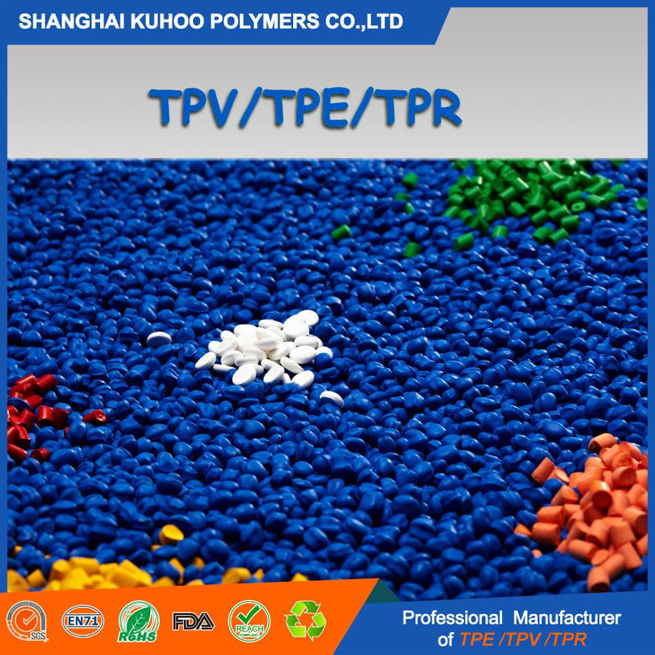 PE/TPR raw material ,TPE/TPR granules for toothbrush
