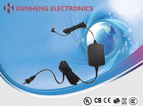 15W Interchangeable Desktop Power Adapter, Compliant with Energy Level VI