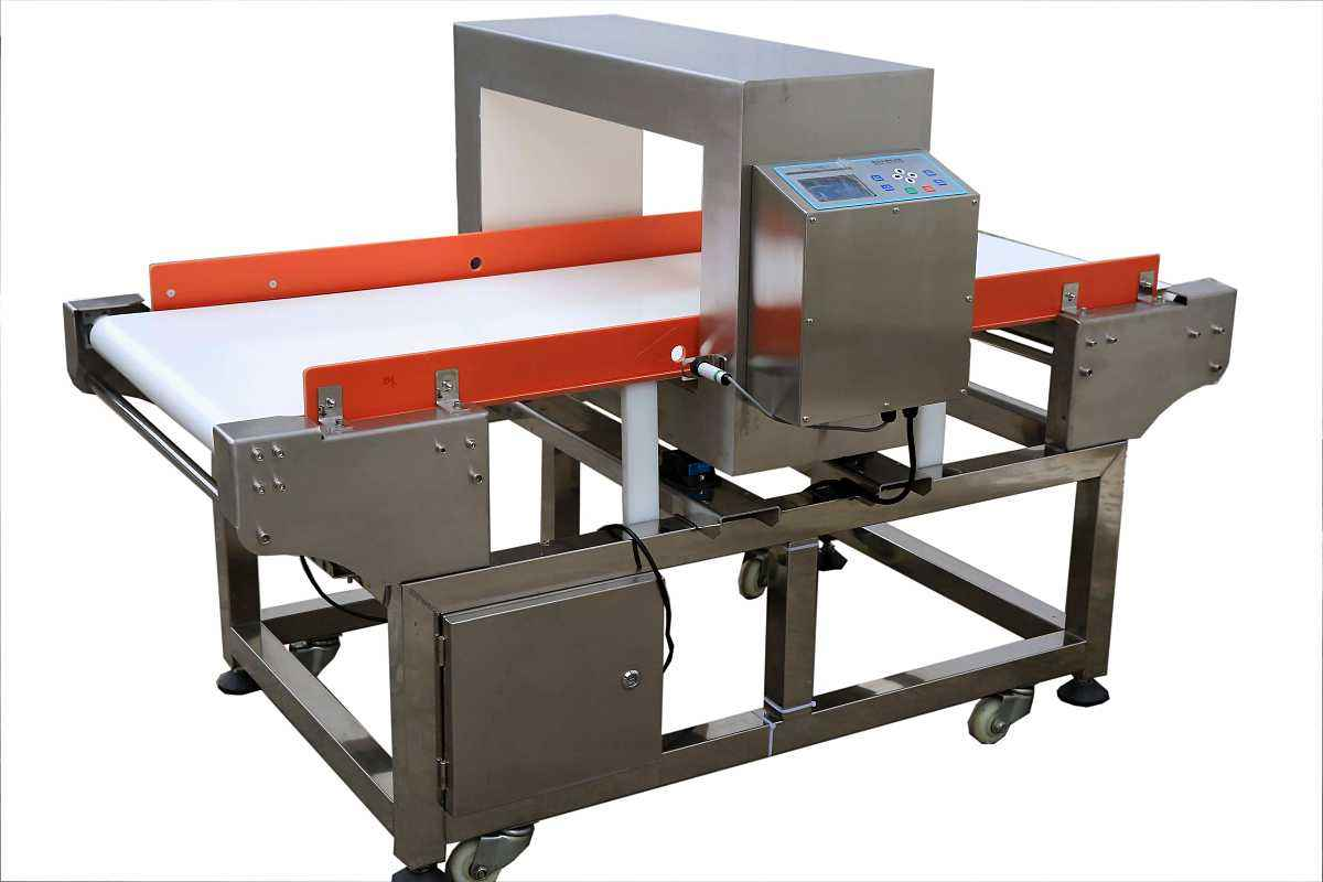 Metal Detector for food, pharmaceutical, plastic, chemical, toy industry
