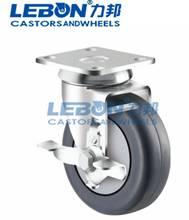 Medium Duty 125mm Swivel Caster