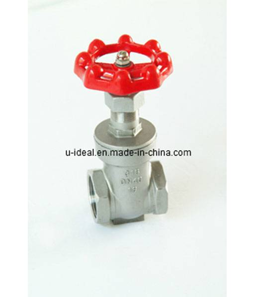 Z11 Casting Thread Type Gate Valve