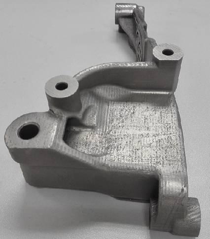 Cobalt chromium alloy automobile structure part 3D Printings