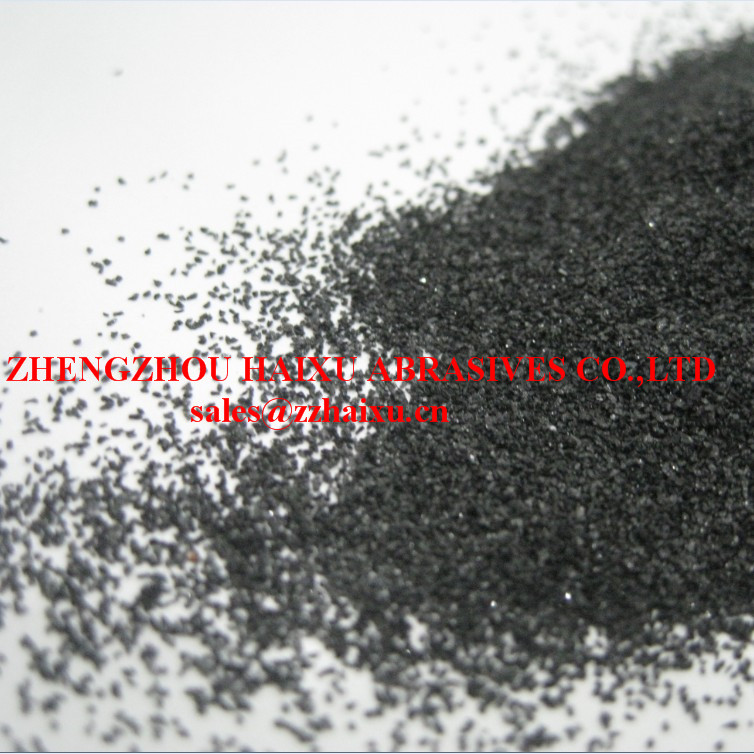 Black fused alumina BFA