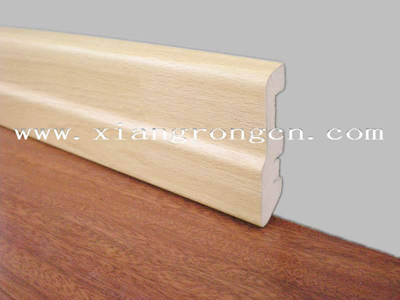skirting board for laminate floor/flooring