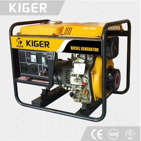 2kw  KG2200L air cooled diesel generator set
