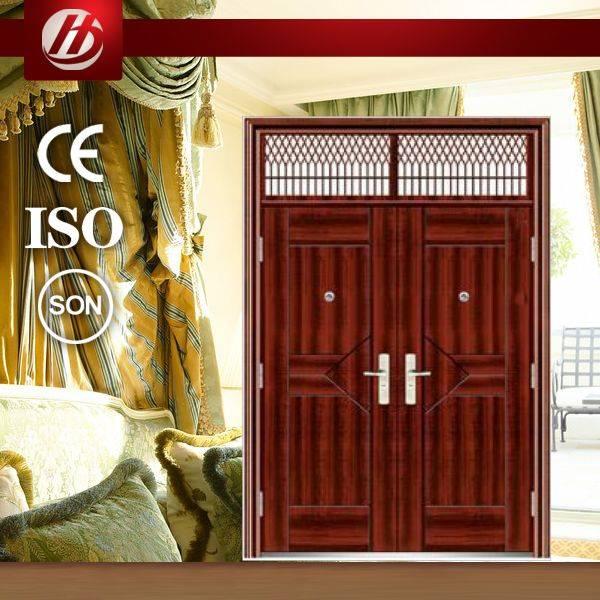 steel safe room doors