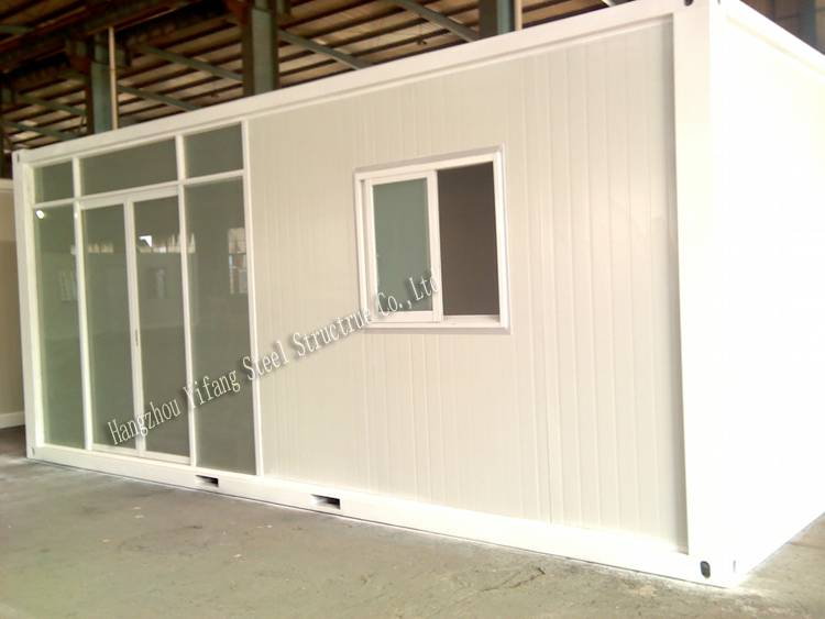 save money and the plant with shipping container houses