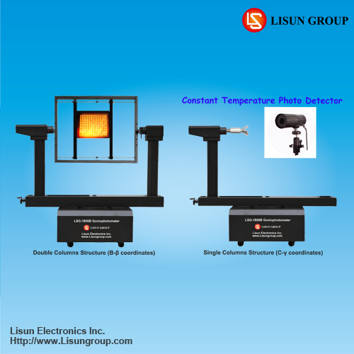 LSG-1800B High Precision Rotation Luminaire Goniophotometer