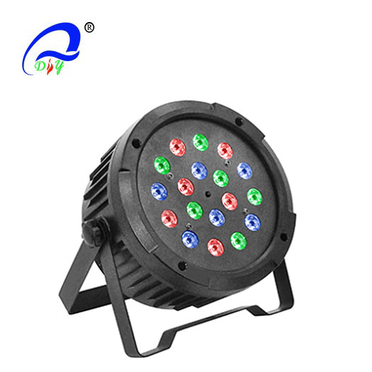 BAT-5A 18PCS Battery LED Par Light