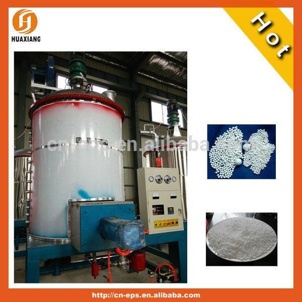 Hot sale eps beads foaming machine