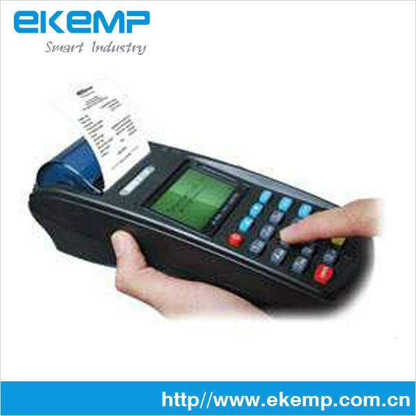 Portable POS Terminal with Thermal Printer (N8110)