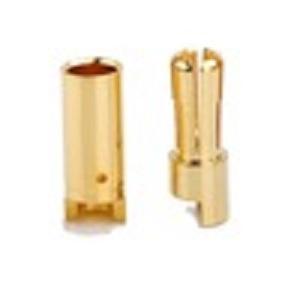 5.5mm gold plated banana plug