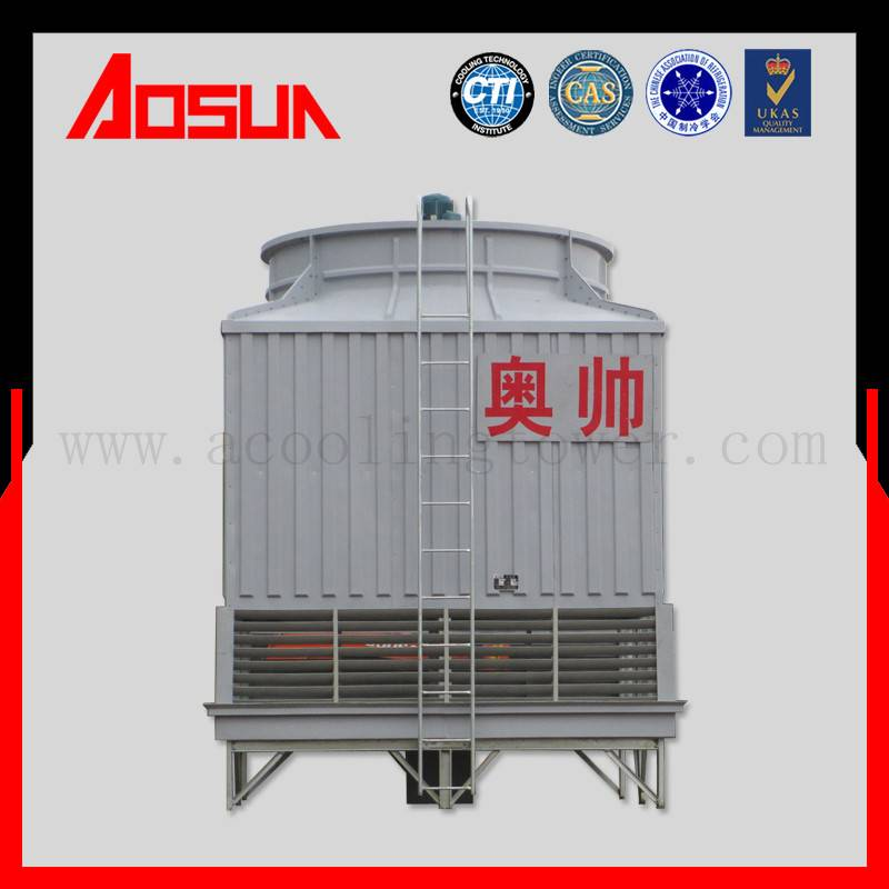 200T Industrial Square Counter Flow Inside Cooling Tower Wholesale China