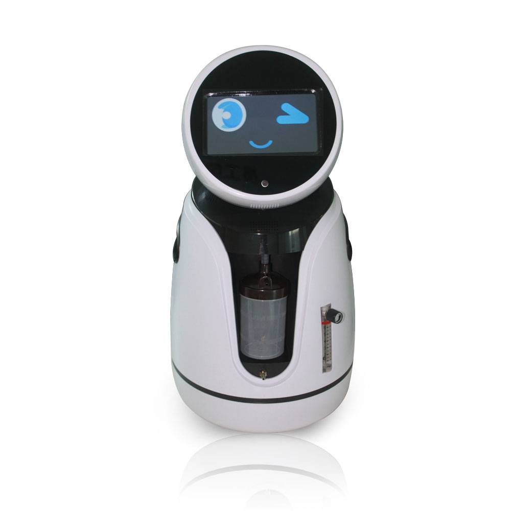 Robotic Healthcare Supplies New Interface with Android Tablet and Mini Camera