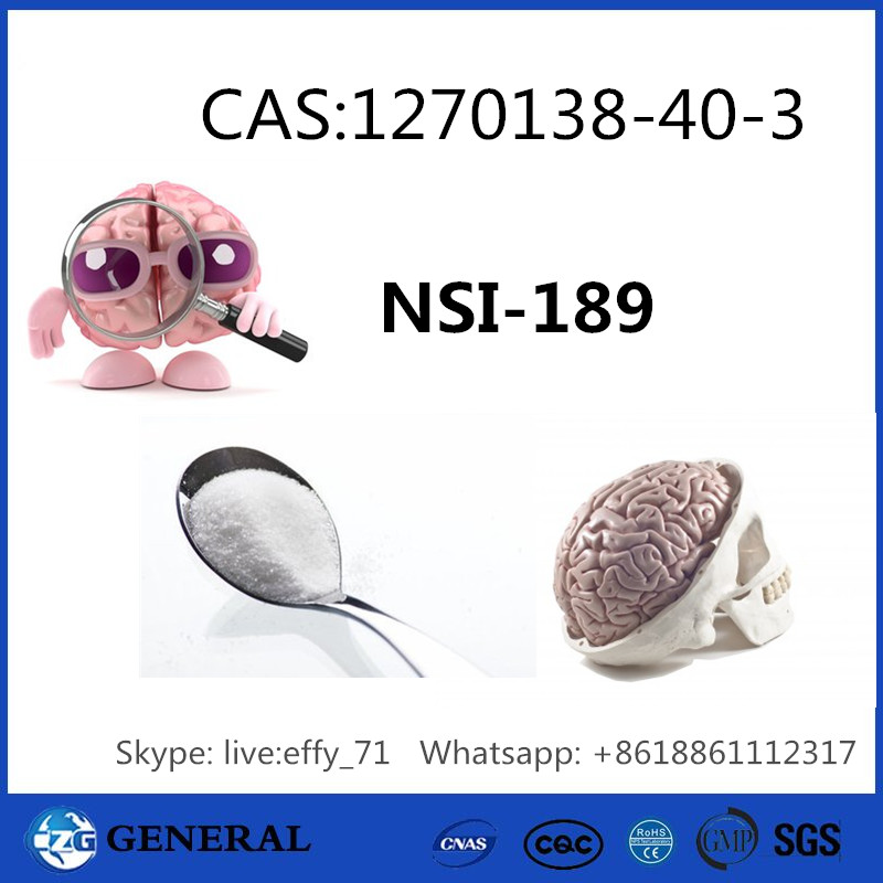 CAS:1270138-40-3 Supply nootropics powder NSI-189
