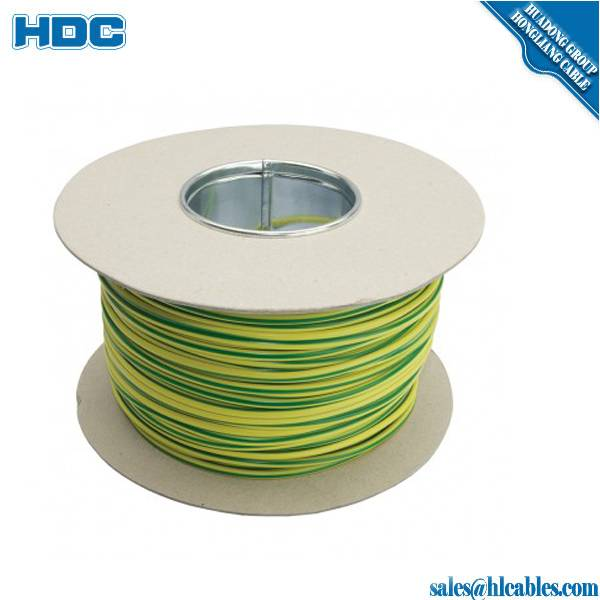 PVC insulated flexible electrical wire cable for house wiring
