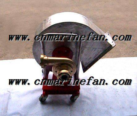 CSL Marine water driven gas free fan
