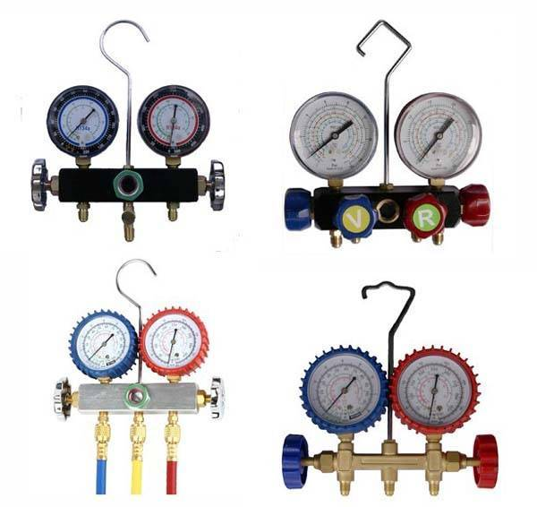 Manifold Sets for refrigeration and air conditioning (auto parts, HVAC/R parts)