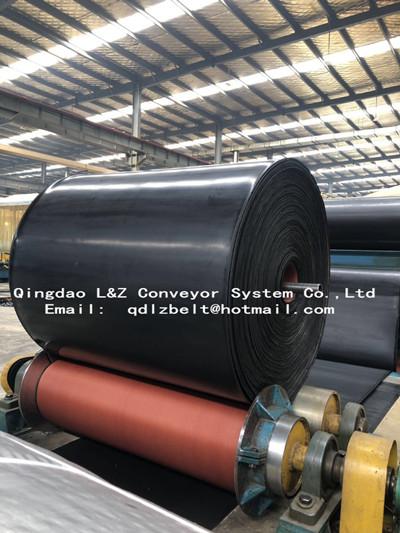 Supply kinds of Rubber Conveyor Belt