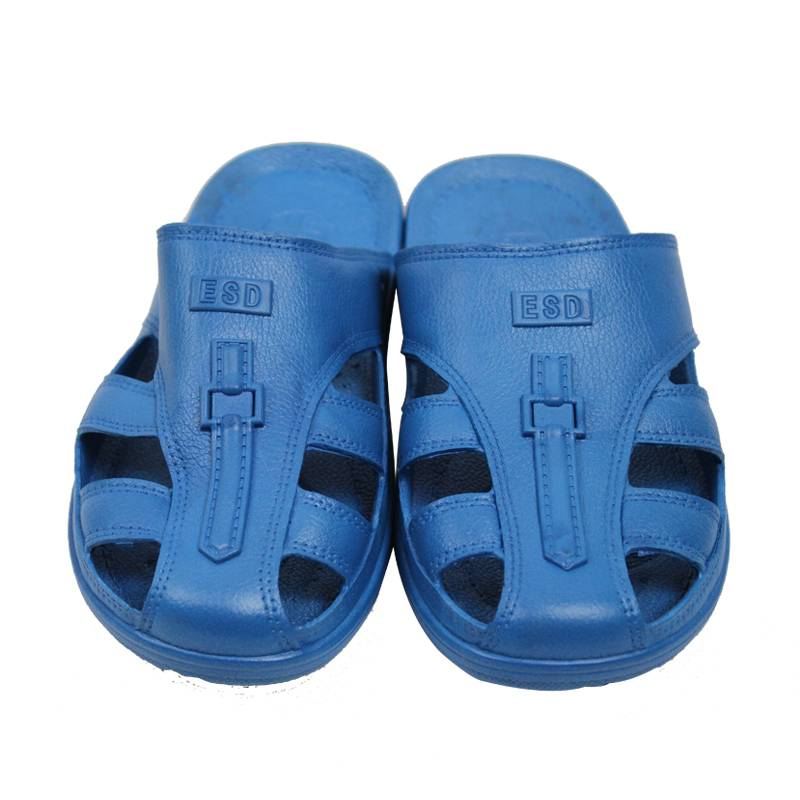 New Design Unisex Anti-Perforation Protective Toe Safety Slippers