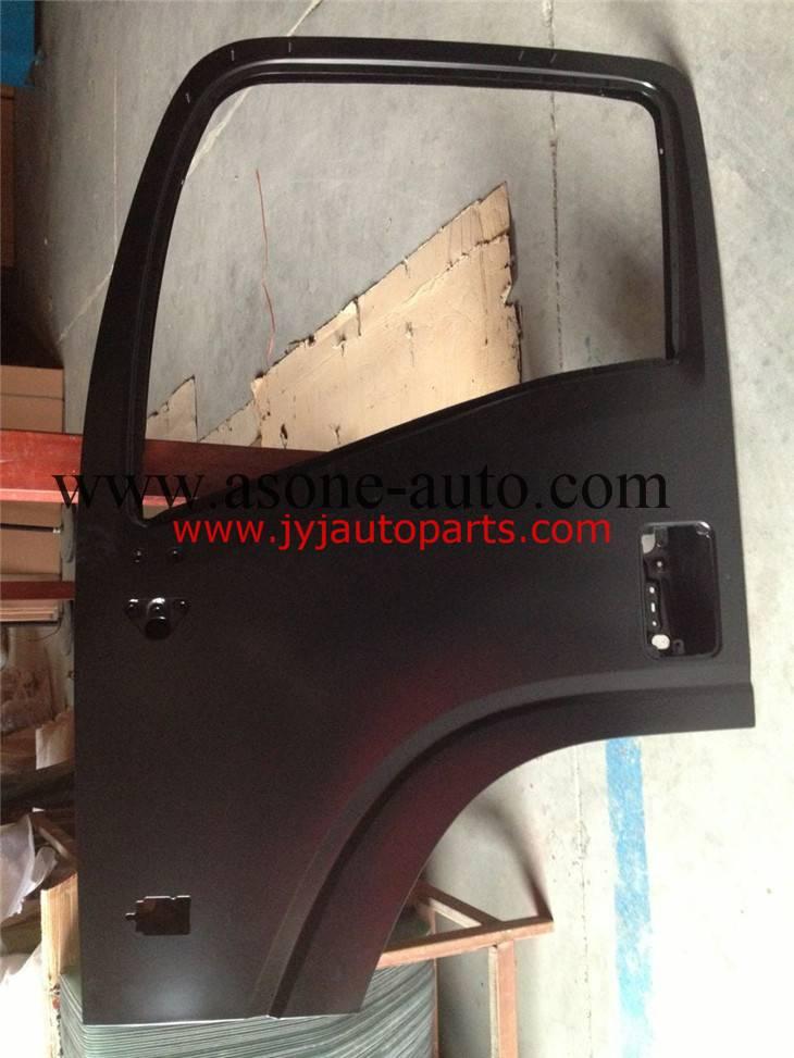 Isuzu 700P Auto Body Parts Steel Aftermarket Parts Front Door