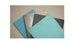 Mineral Fiber Rubber Sheet Reinforced with Wire Mesh