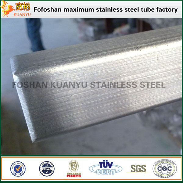Stainless steel square tube inox square pipe
