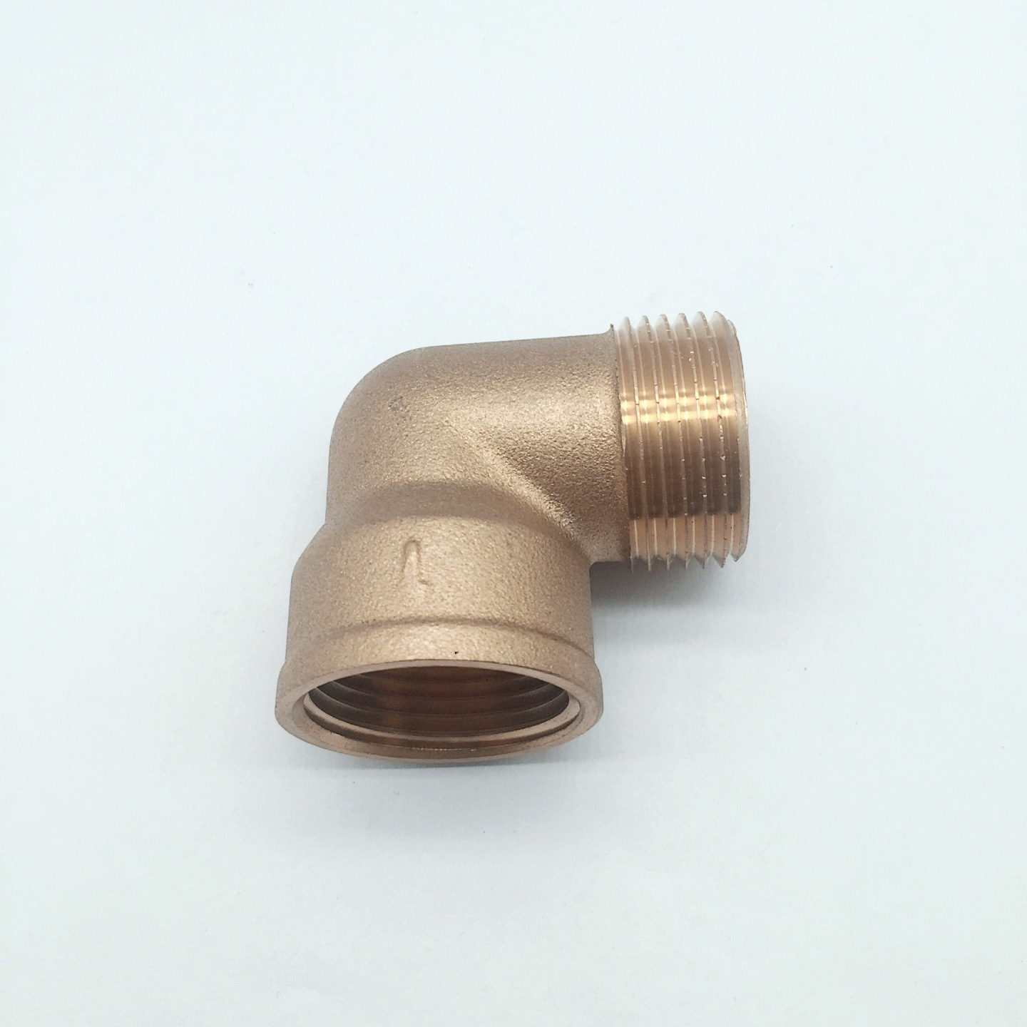 """Low price 1/2"""" 3/8"""" Brass Malleable Pipe Fittings Pneumatic Fittings"""