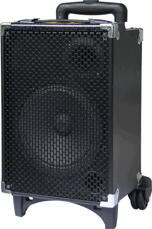 Q8 Battery speaker