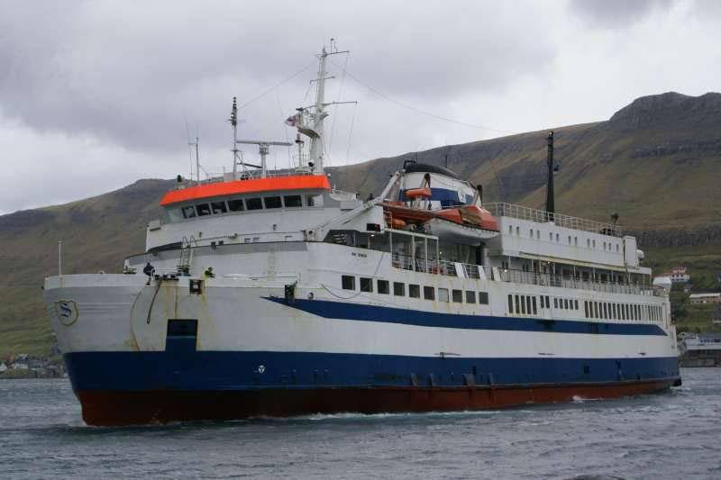 [ROL008] Ice classed Passenger/Ro-Ro Cargo/Ferry