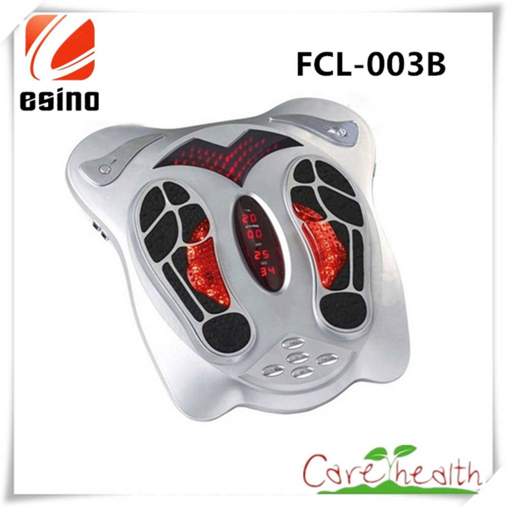 Vibrating Tens Unit Leg and Foot Massager as Seen on TV for Blood Circulation with CE/RoHs