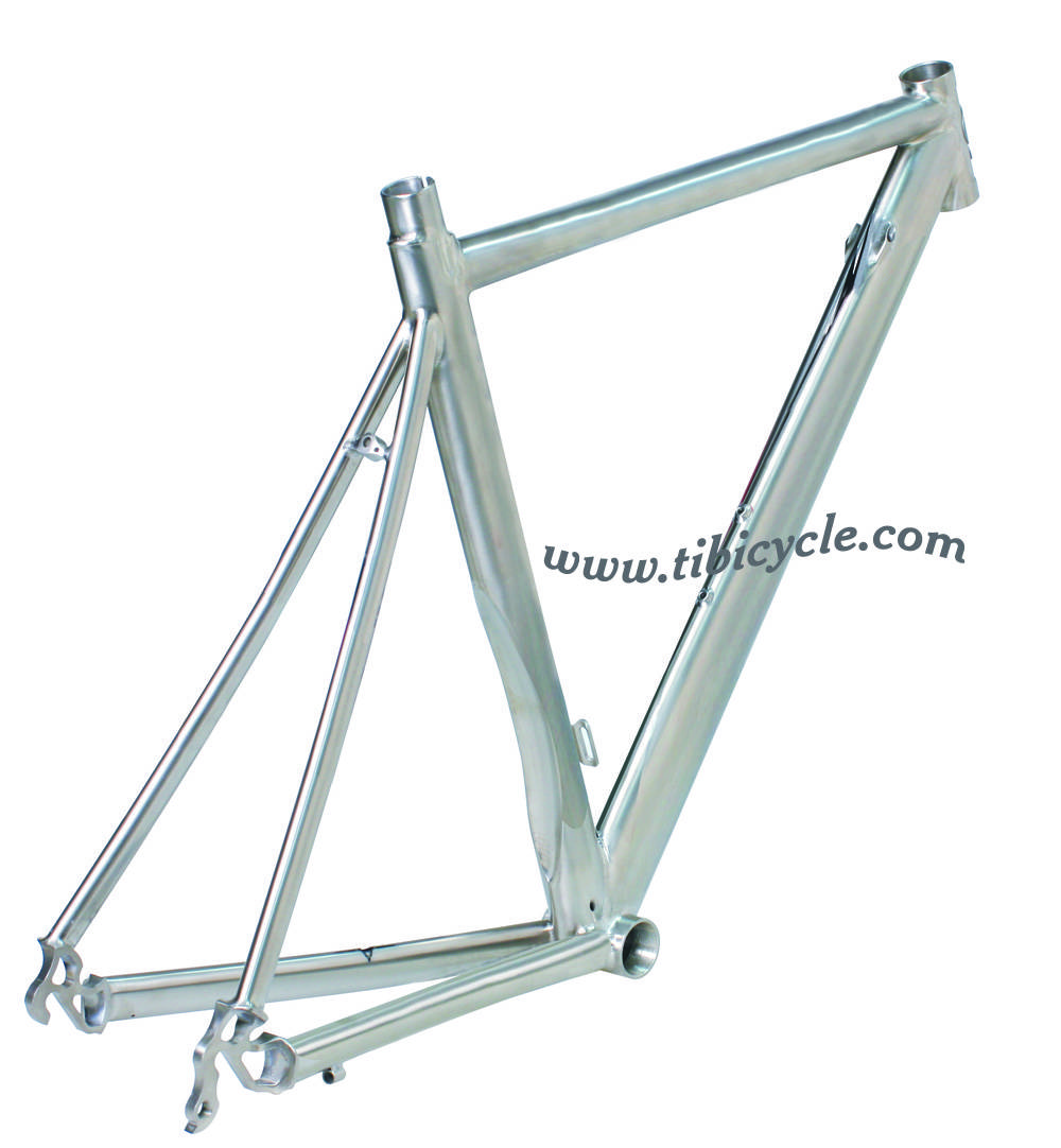 Triathlon Titanium Bicycle Frame HLTT001